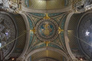 Los 5 lugares imperdibles de Lyon: Basílica Notre-Dame de Fourvière