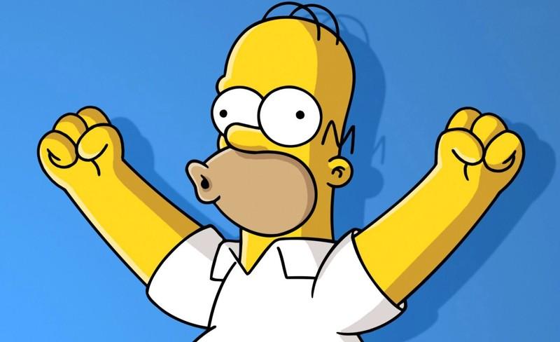 Las 5 mejores frases de Homero Simpson(I)
